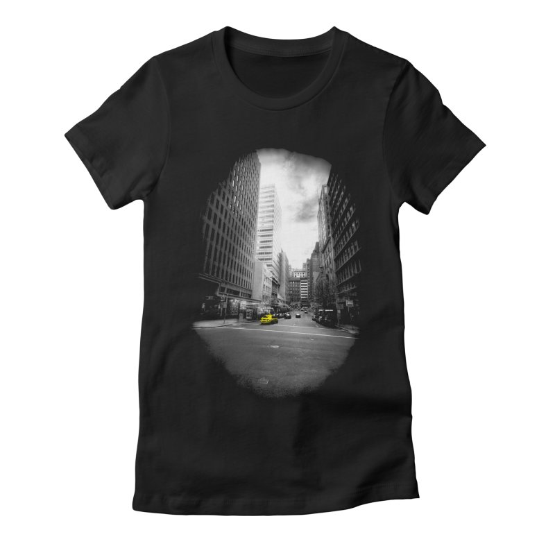 I could be anywhere in the world Women's T-Shirt by jwoof's Artist Shop