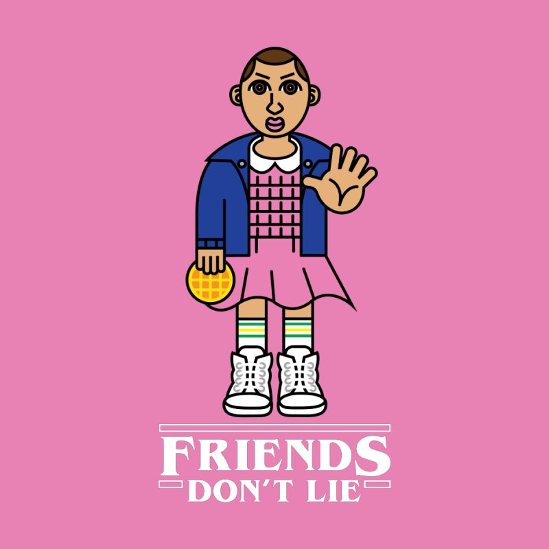Friends Don't Lie by John Wriston