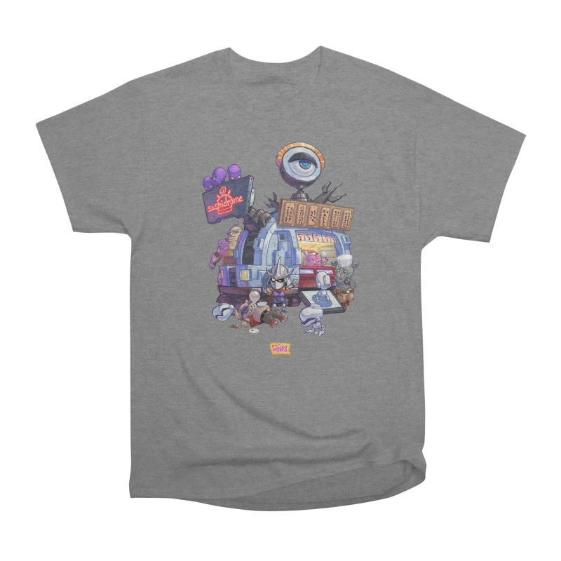 The Sushidrome Men's T-Shirt by JYK All Day
