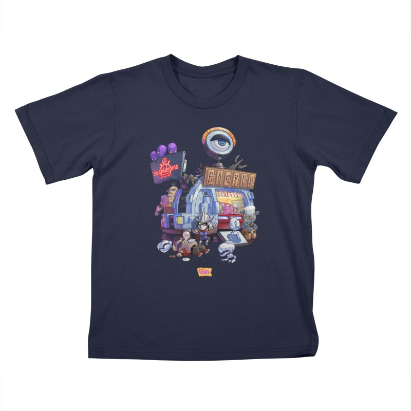 The Sushidrome Kids T-Shirt by JYK All Day