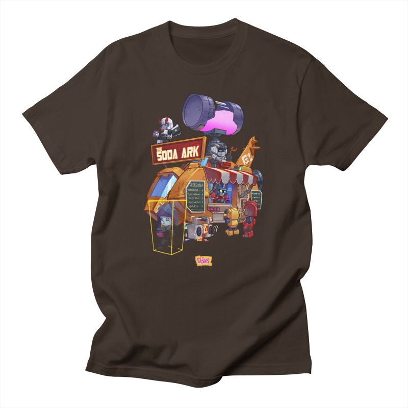 The Soda Ark Men's T-Shirt by JYK All Day