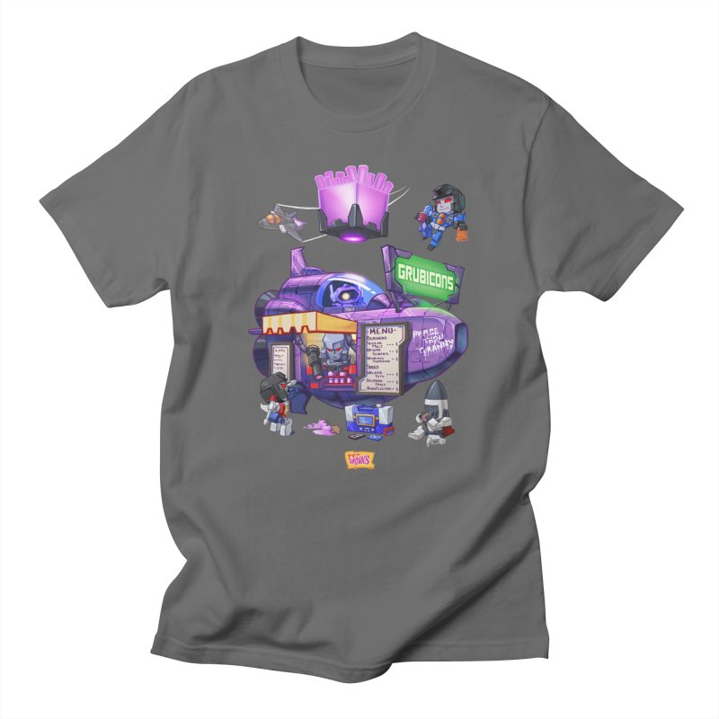 Grubicons Men's T-Shirt by JYK All Day