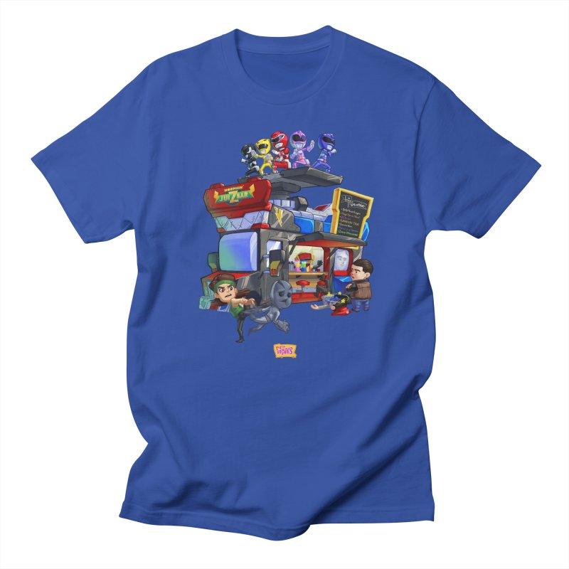 Morphin' JUI Z BAR Men's T-Shirt by JYK All Day