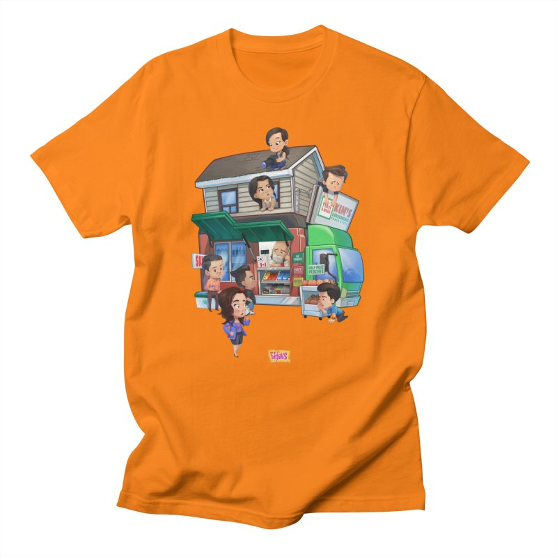 Kim's Truck Style Men's T-Shirt by JYK All Day