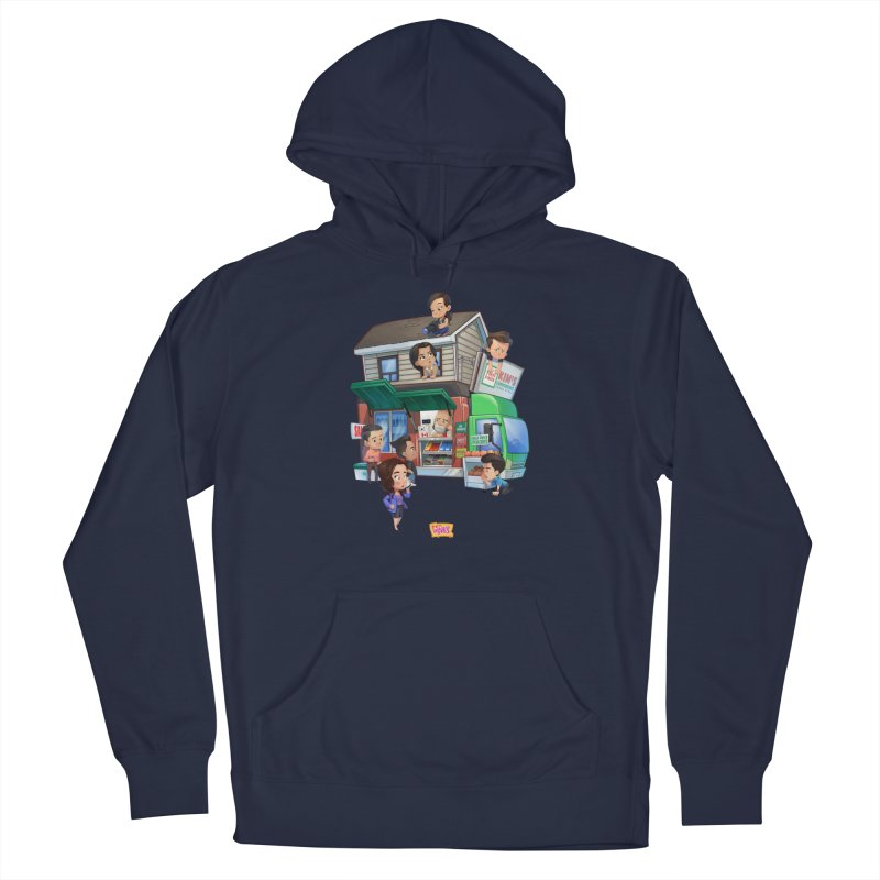 Kim's Truck Style Men's Pullover Hoody by JYK All Day