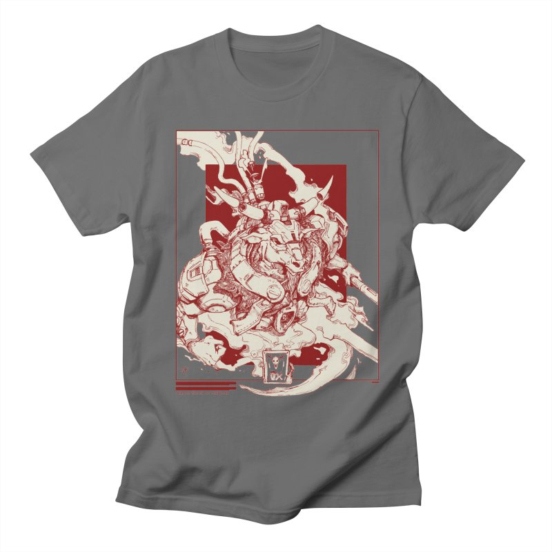 Tekno-OX Men's T-Shirt by JYK All Day