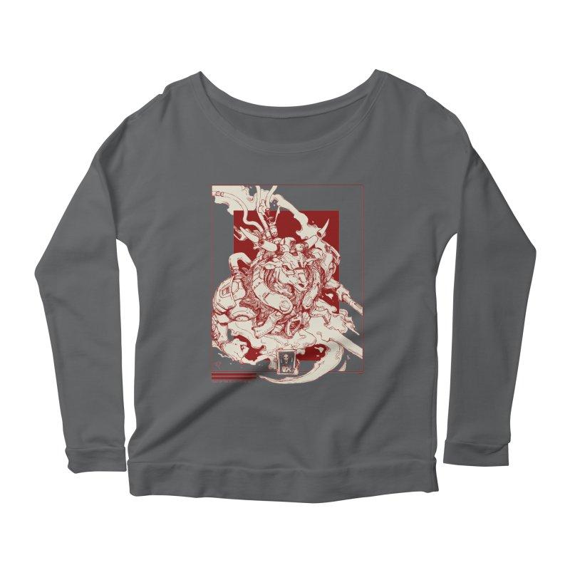 Tekno-OX Women's Longsleeve T-Shirt by JYK All Day