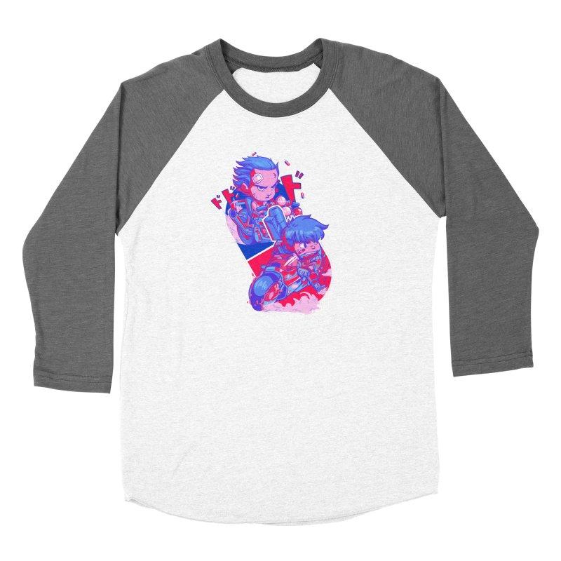 Neo Bikers Women's Longsleeve T-Shirt by JYK All Day