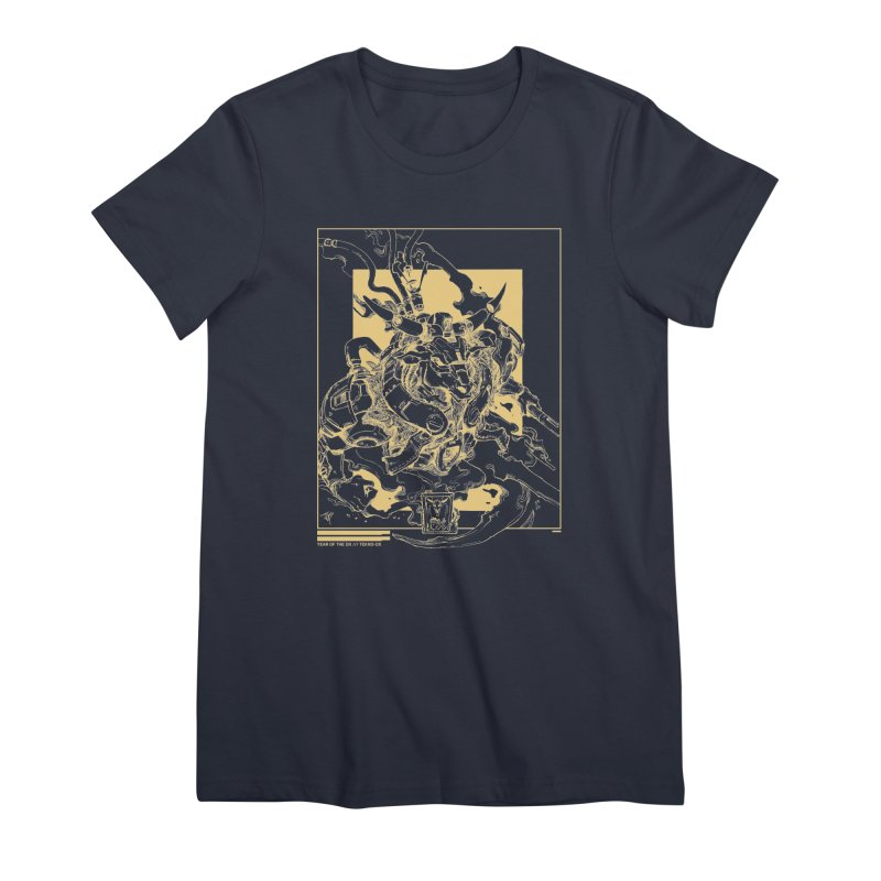 Tekno-OX Gold Edition Women's T-Shirt by JYK All Day