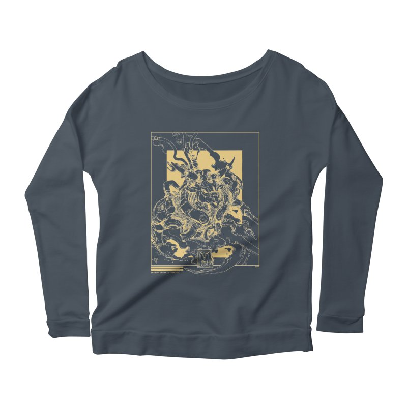 Tekno-OX Gold Edition Women's Longsleeve T-Shirt by JYK All Day