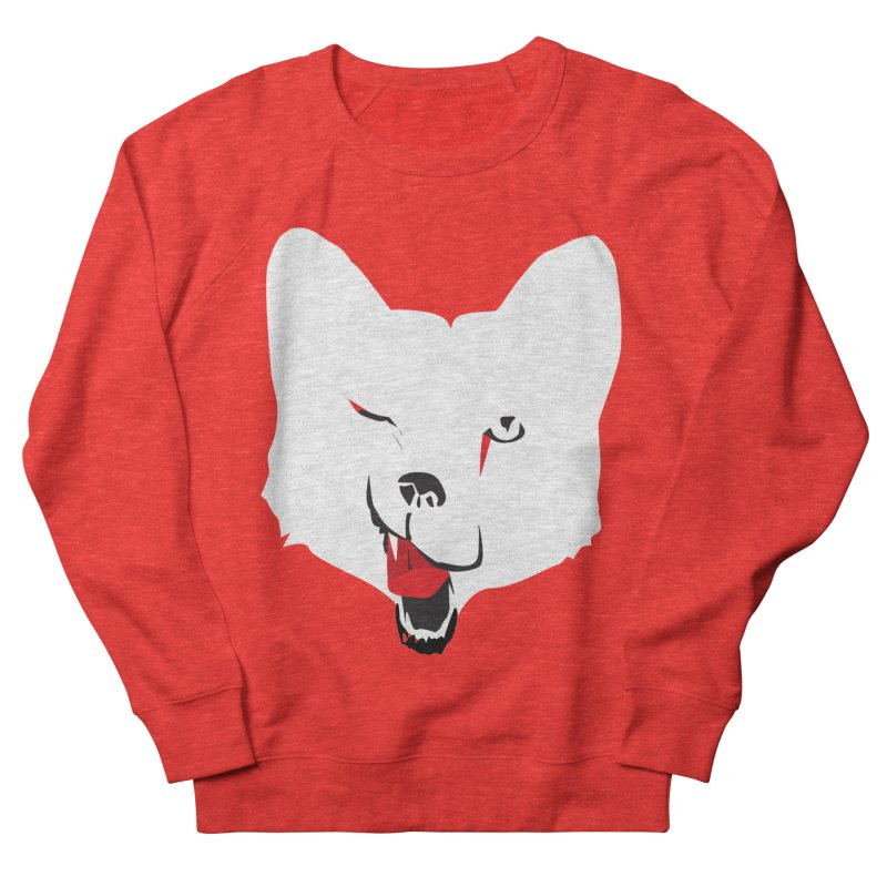 Lucky Fox Women's Sweatshirt by KaascaT-Shirts