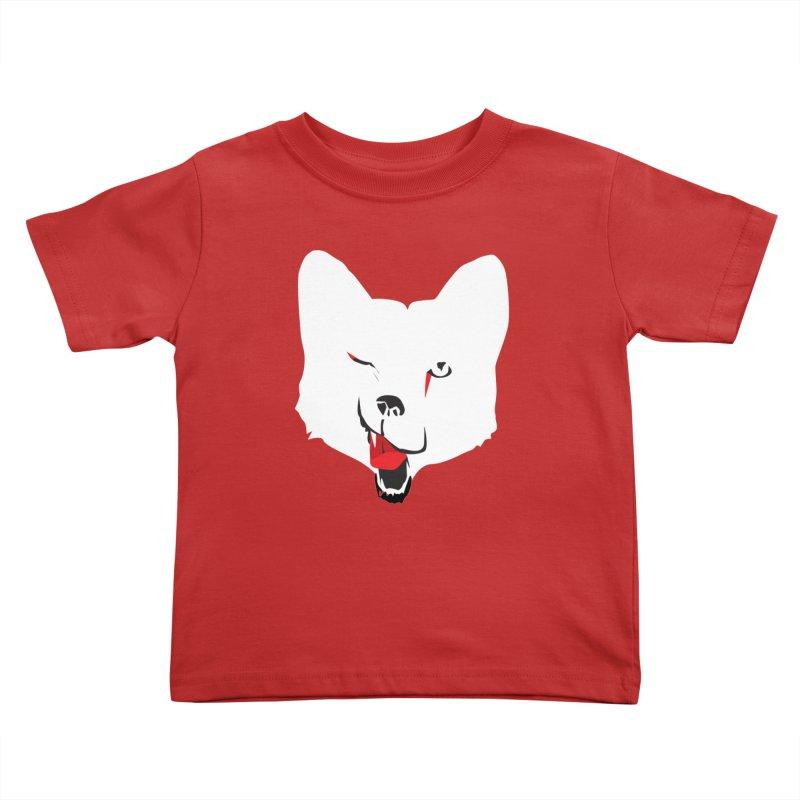Lucky Fox Kids Toddler T-Shirt by KaascaT-Shirts