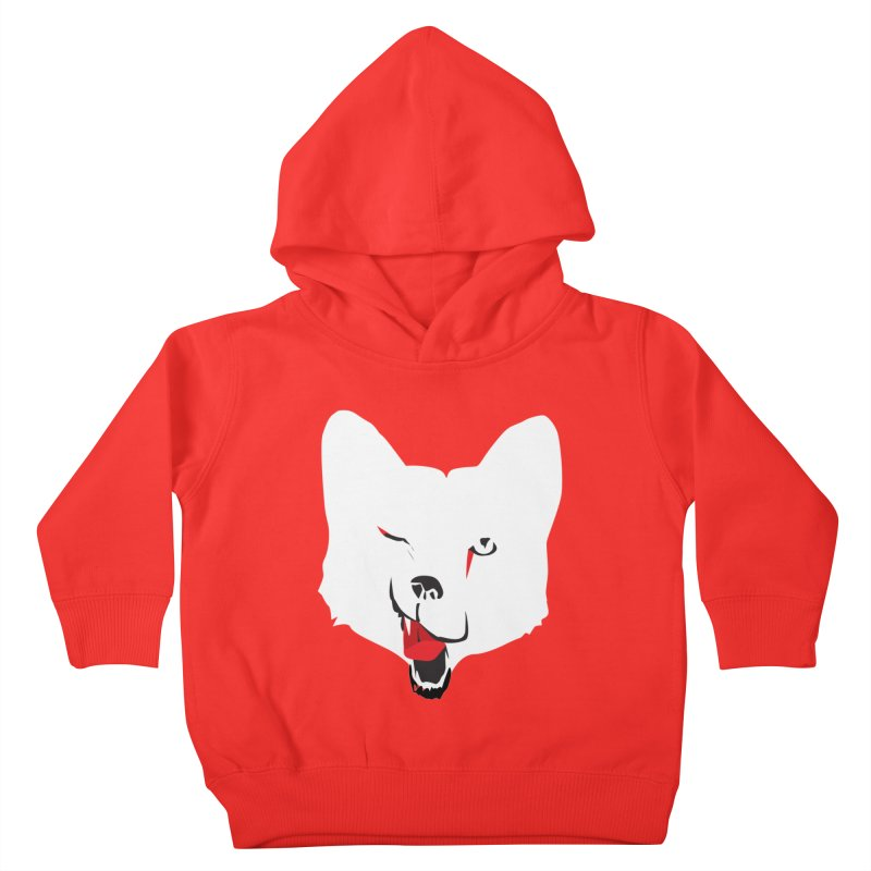 Lucky Fox Kids Toddler Pullover Hoody by KaascaT-Shirts