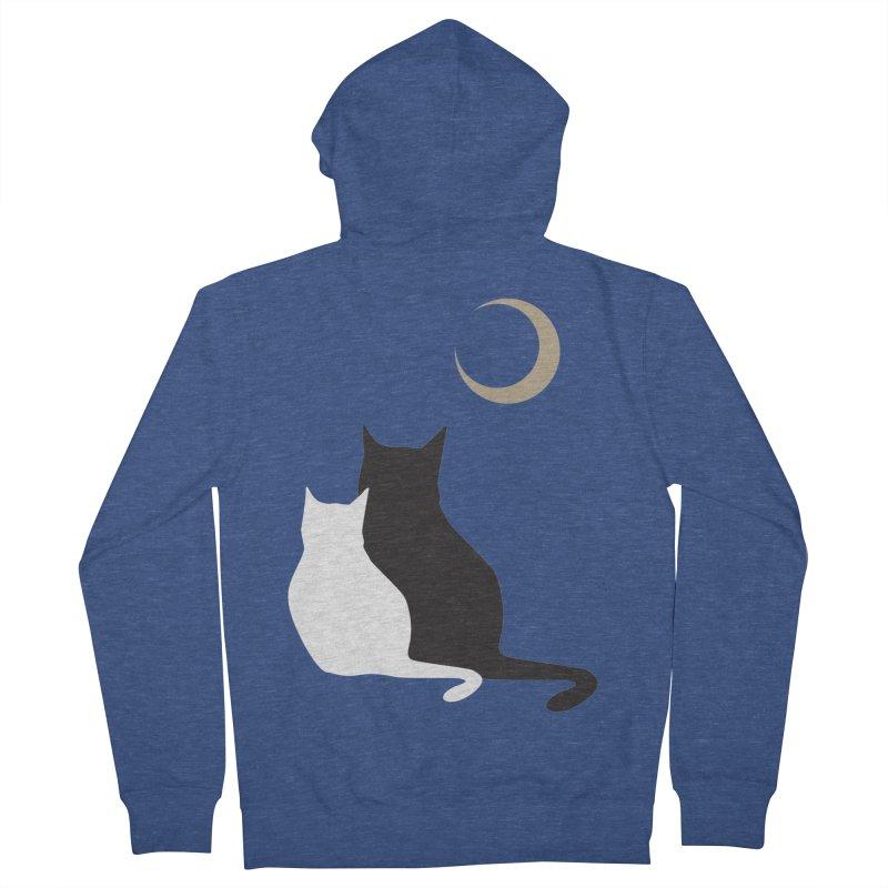 Moonstruck Women's Zip-Up Hoody by KaascaT-Shirts