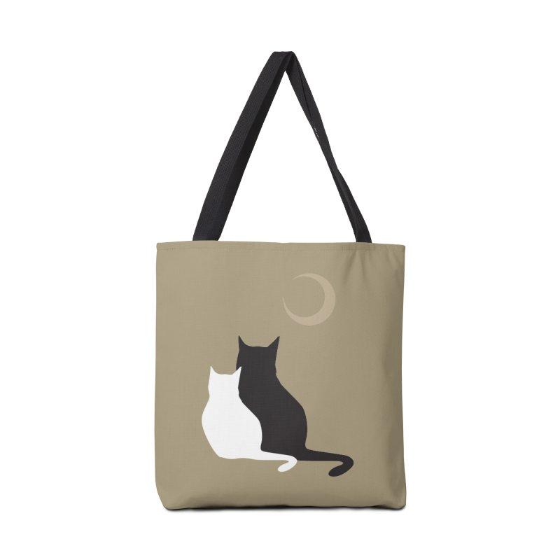 Moonstruck Accessories Bag by KaascaT-Shirts