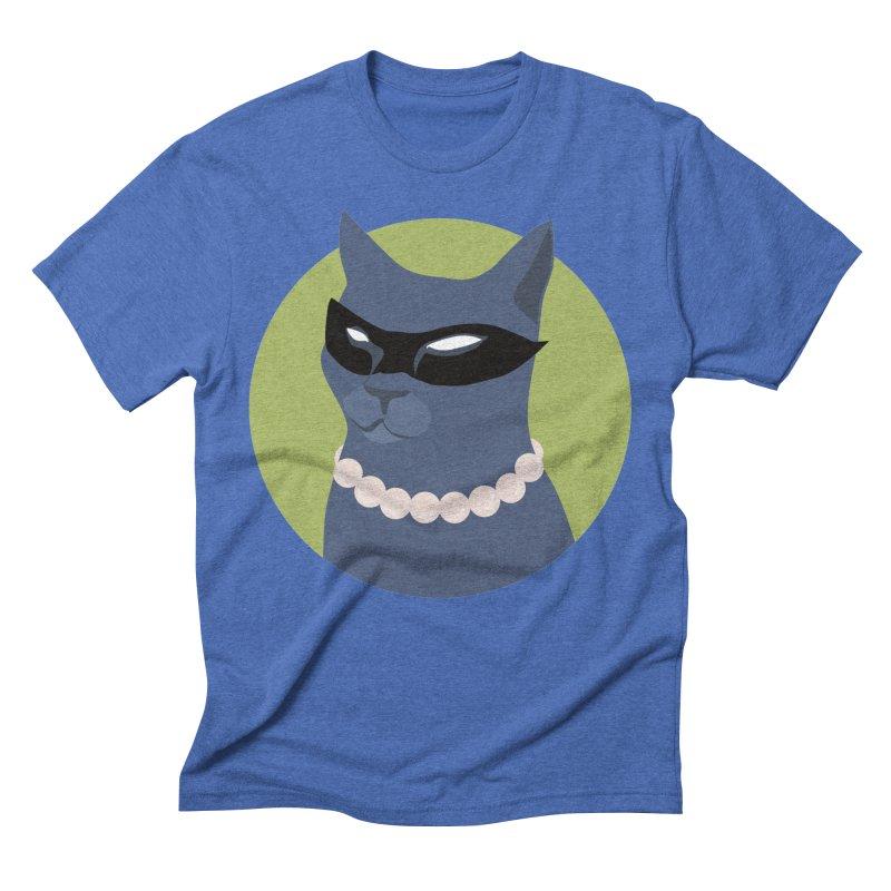 Cat Woman Men's T-Shirt by KaascaT-Shirts