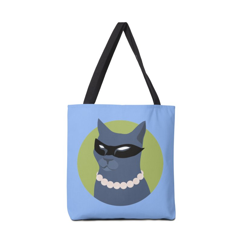 Cat Woman Accessories Bag by KaascaT-Shirts