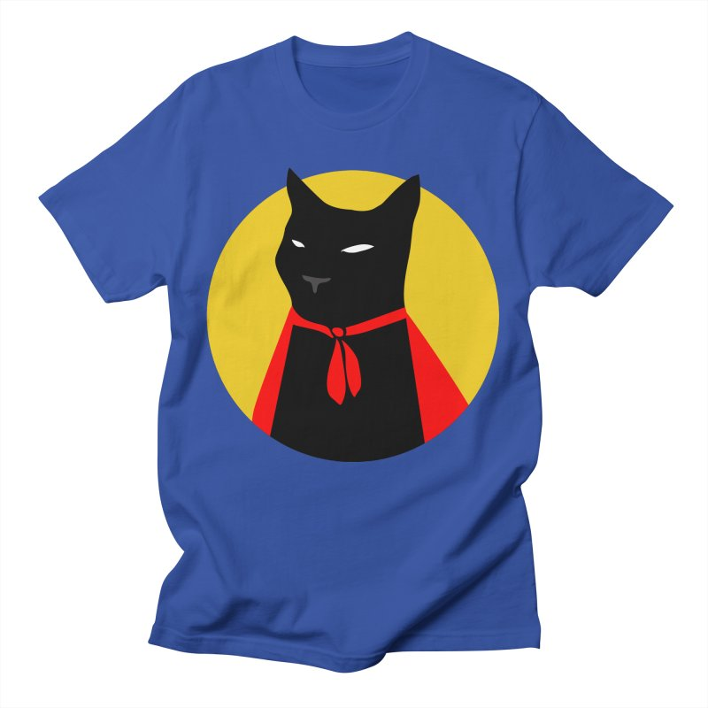 Supercat Men's T-Shirt by KaascaT-Shirts