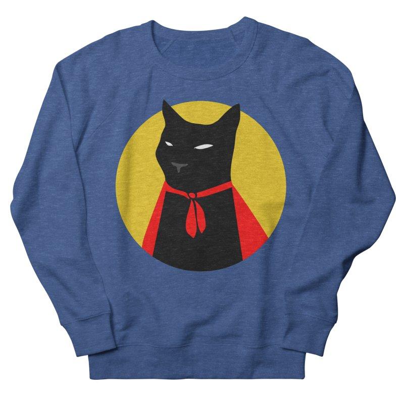 Supercat Women's Sweatshirt by KaascaT-Shirts