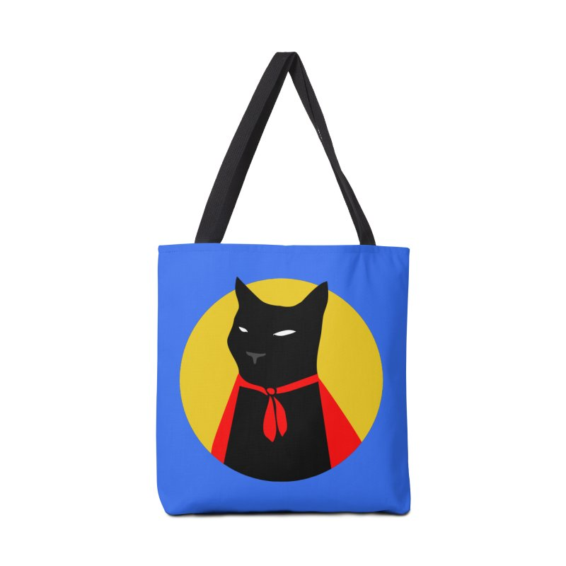 Supercat Accessories Bag by KaascaT-Shirts