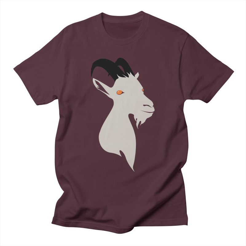 GoaTee in Men's Regular T-Shirt Maroon by KaascaT-Shirts