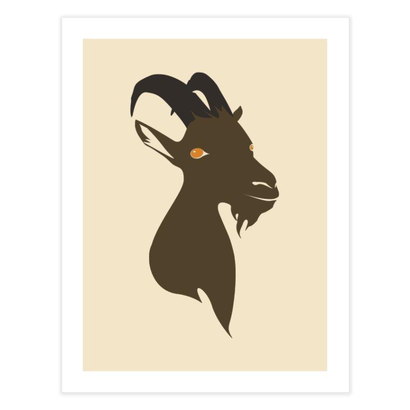GoaTee v.2 Home Fine Art Print by KaascaT-Shirts