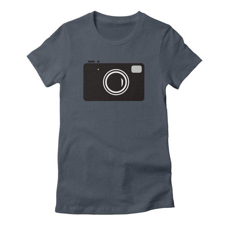 Retro Camera Women's T-Shirt by KaascaT-Shirts