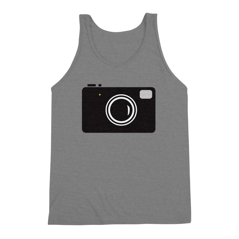 Retro Camera Men's Tank by KaascaT-Shirts