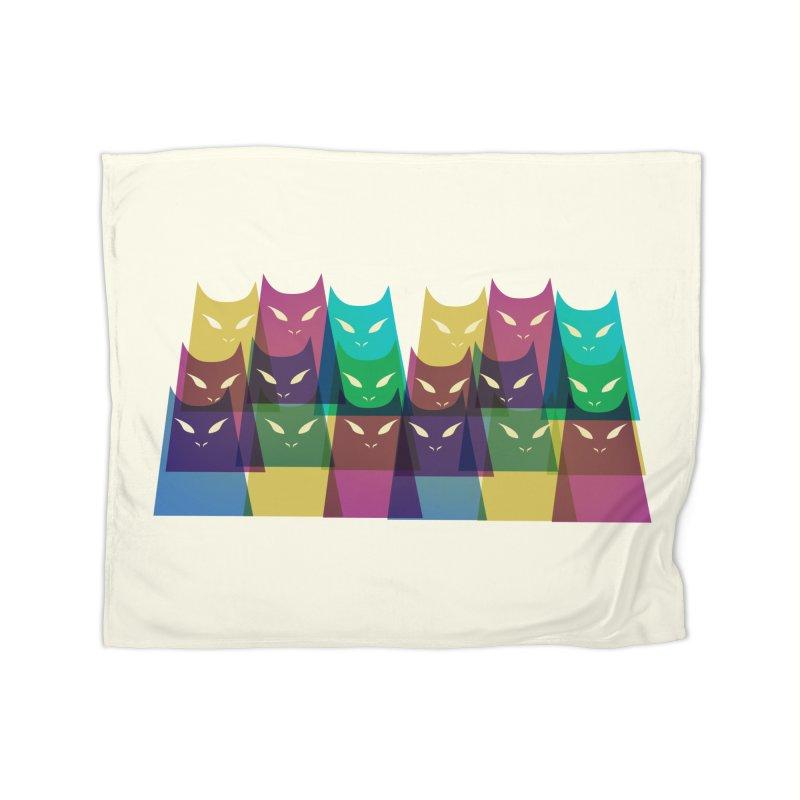 Manicha Home Blanket by KaascaT-Shirts