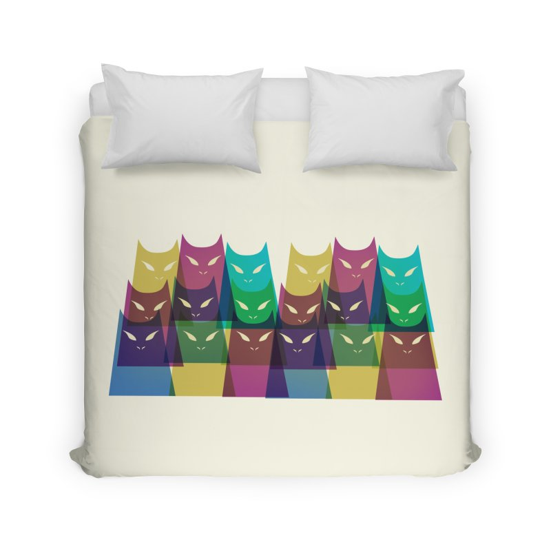 Manicha Home Duvet by KaascaT-Shirts
