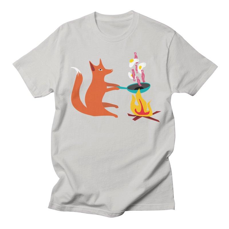 Foxy Cook Men's T-Shirt by KaascaT-Shirts