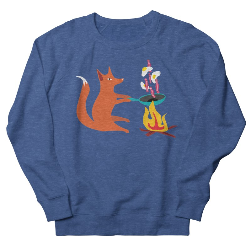 Foxy Cook Women's Sweatshirt by KaascaT-Shirts