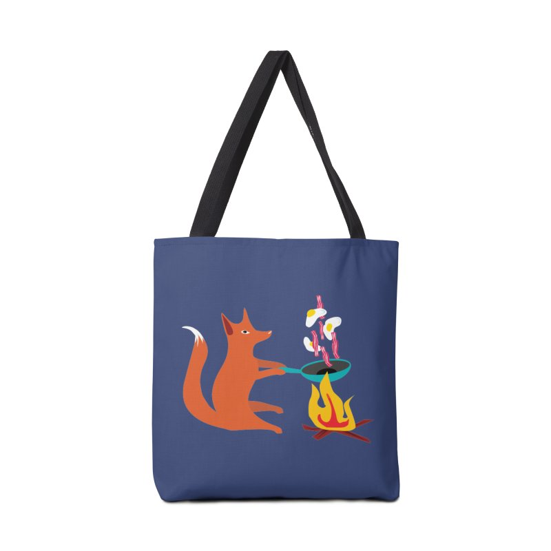 Foxy Cook Accessories Bag by KaascaT-Shirts