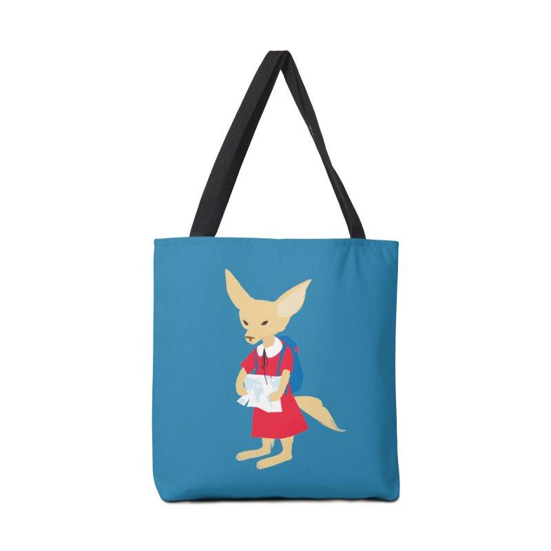 Fenneco's Journey Accessories Bag by KaascaT-Shirts
