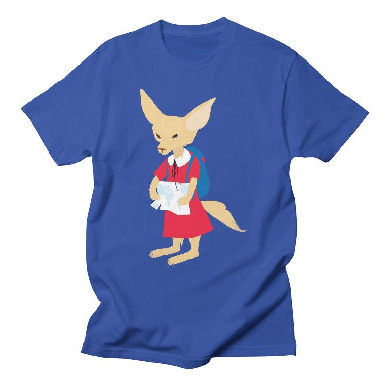 Fenneco's Journey Men's T-Shirt by KaascaT-Shirts