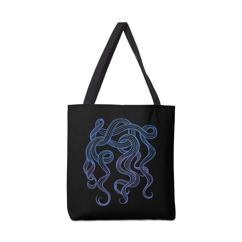 folicle Accessories Bag by kaboodle's Artist Shop