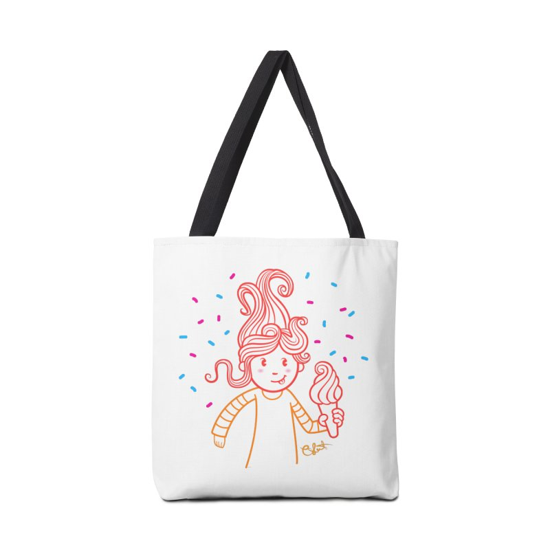 FrostyCurl Accessories Bag by kaboodle's Artist Shop