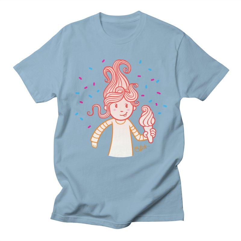 FrostyCurl Women's Unisex T-Shirt by kaboodle's Artist Shop