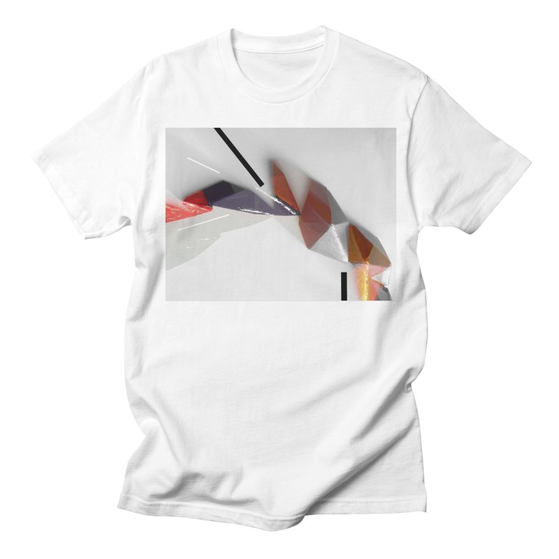 Polygon IV Men's T-Shirt by Kacix Artist Shop