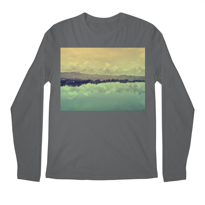 Voices of Nature Men's Regular Longsleeve T-Shirt by Kacix Artist Shop