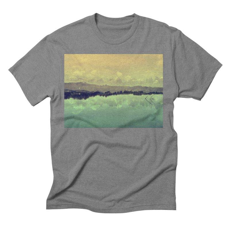 Voices of Nature Men's Triblend T-Shirt by Kacix Artist Shop