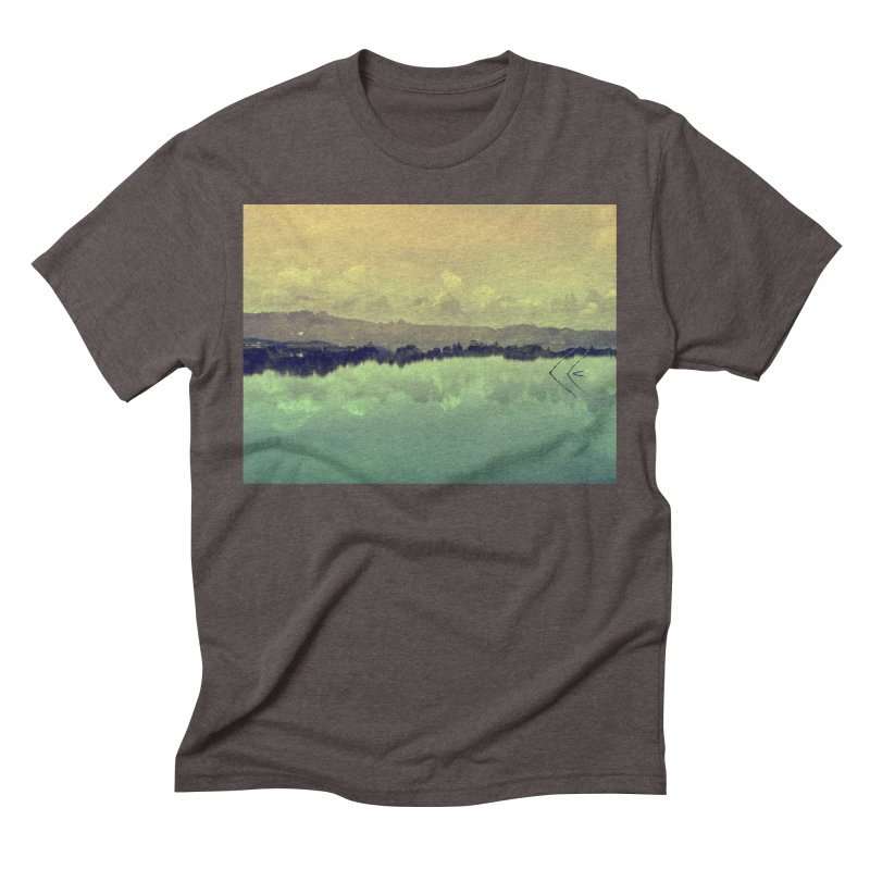 Voices of Nature Men's Triblend T-shirt by Kacix Artist Shop