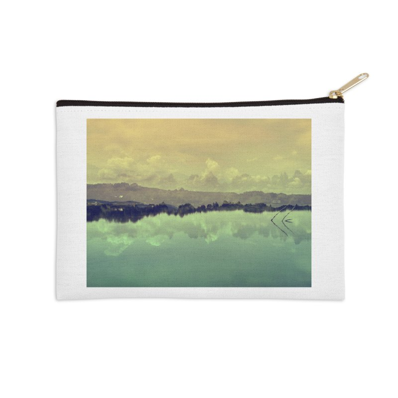 Voices of Nature Accessories Zip Pouch by Kacix Artist Shop