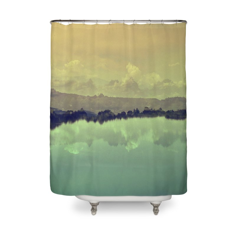 Voices of Nature Home Shower Curtain by Kacix Artist Shop