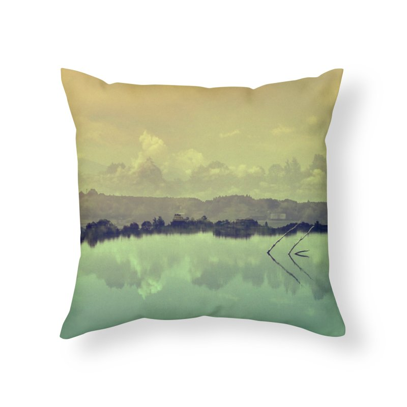 Voices of Nature Home Throw Pillow by Kacix Artist Shop