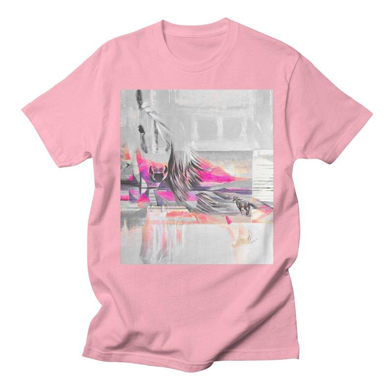 Horse Women's Unisex T-Shirt by Kacix Artist Shop