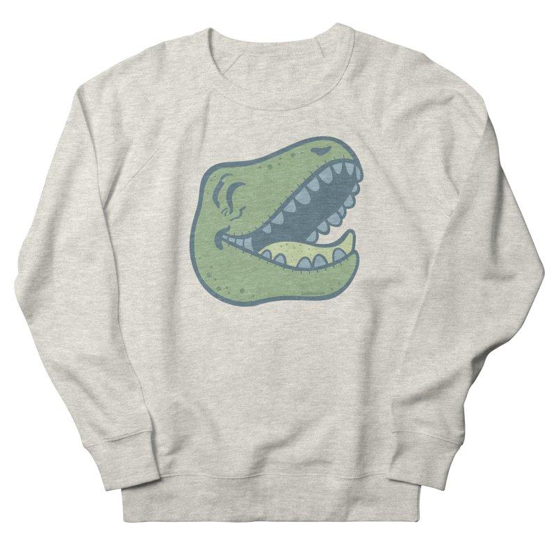 Laughing Dinosaur Men's Sweatshirt by Kadusaurus's Shop