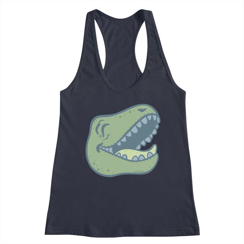 Laughing Dinosaur Women's Tank by Kadusaurus's Shop