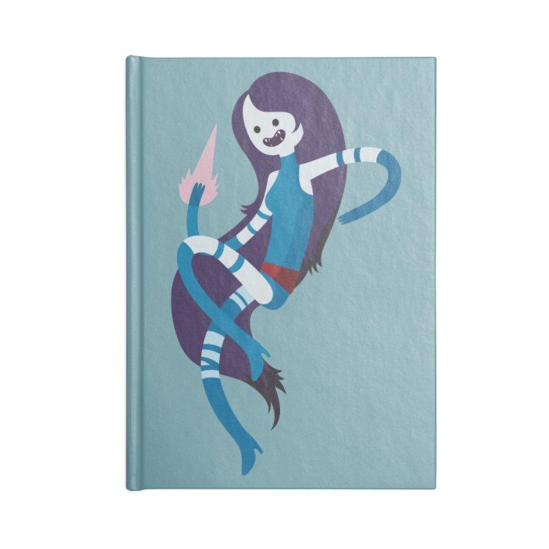 Marceline Psylocke Crossover Fanart Accessories Notebook by Kadusaurus's Shop