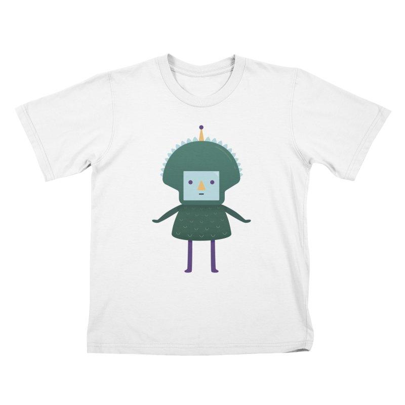 Triceratops Katamari Crossover Kids T-Shirt by Kadusaurus's Shop
